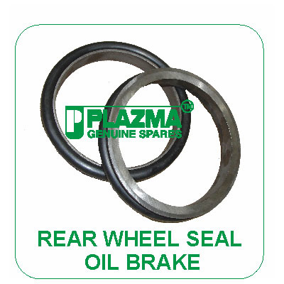 Rear Wheel Seal Oil Brake John Deere