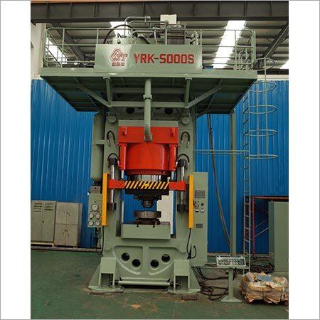 Hydraulic Stamping Press