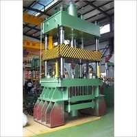 Wide Bed Four Column Hydraulic Press