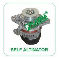 Self Altinator Green Tractor