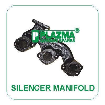 Silencer Manifold John Deere