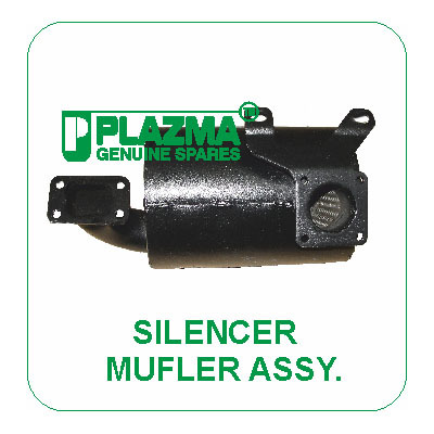 Silencer Mufler John Deere