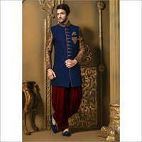 Sherwani Kimkhab Fabric