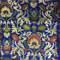 Kimkhab Multi Brocade Fabric