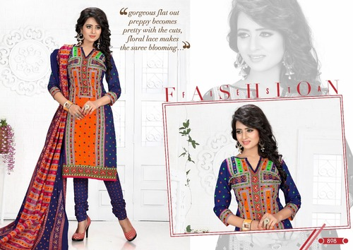 Milly Milly Cotton Salwar Suits