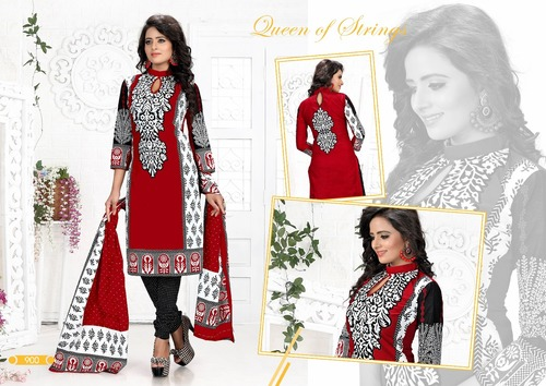 Latest Cotton Salwar Suits Jetpur