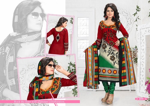 Milly Milly Salwar Suit