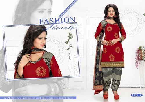100% Cotton Dress Materials Wholesale