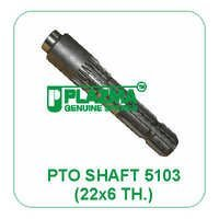 P.T.O. Shaft 5103 22x6 John Deere