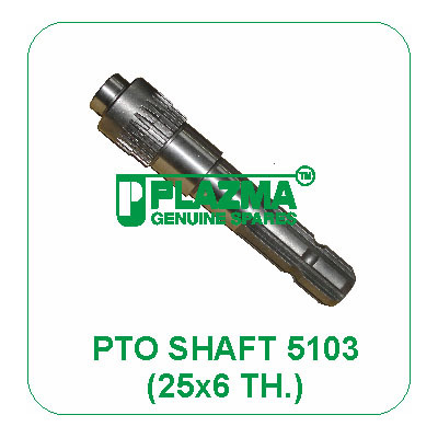 P.T.O. Shaft 5103 25x6 John Deere