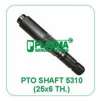 P.T.O. Shaft 5310 25x6 TH. Green Tractor