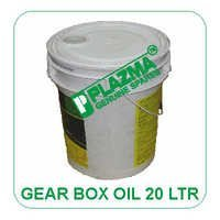 Oil For Gear Box 20 Litre Green Tractor