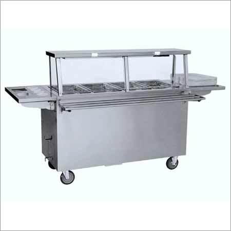 Food Serving Counter - Food Serving Counter Exporter, Manufacturer