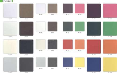 Colour Core Laminates - Plain Colour Laminates