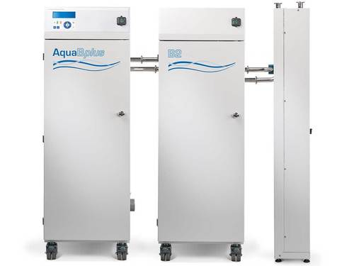 Central reverse osmosis water treatment system