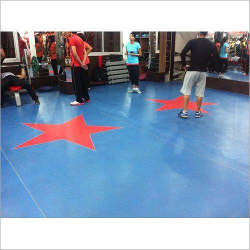 Aerobics Rubber Flooring