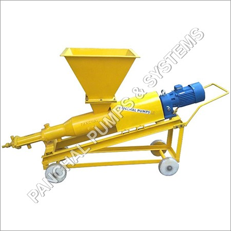 Grout Pump, Plaster Pump