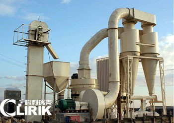 Hydrated Lime Grinding Mill