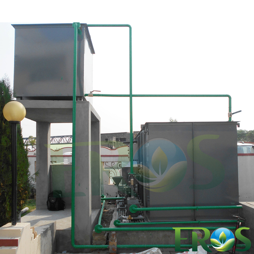Hotels and Resorts Sewage Treatment Plant
