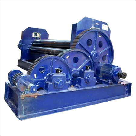 Plate Bending Rolling Machine
