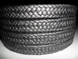 Asbestos Gland Packing Graphite Rope