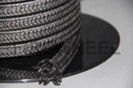 Graphite Coated Ceramic Rope