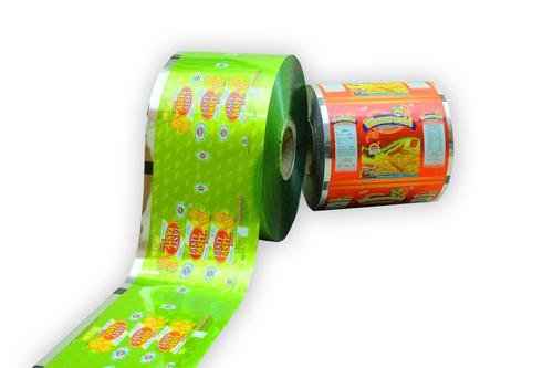Biscuit & Namkeen Laminate Rolls