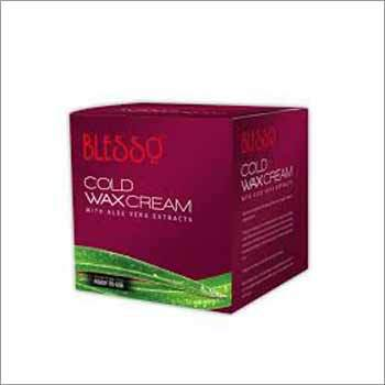 Cold Wax Cream