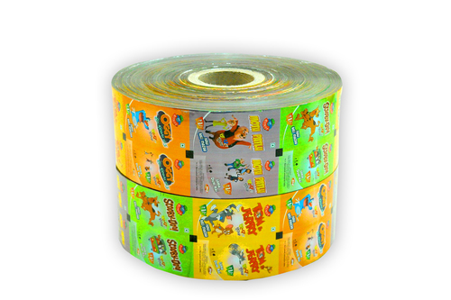 Confectionery Laminate Printed Roll