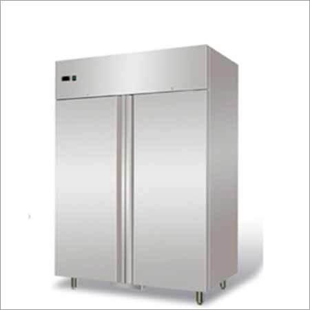 2 Door Vertical Freezer