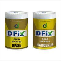 Resin Hardener Adhesive