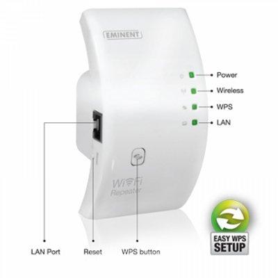 638 - Wireless N-WiFi Repeater