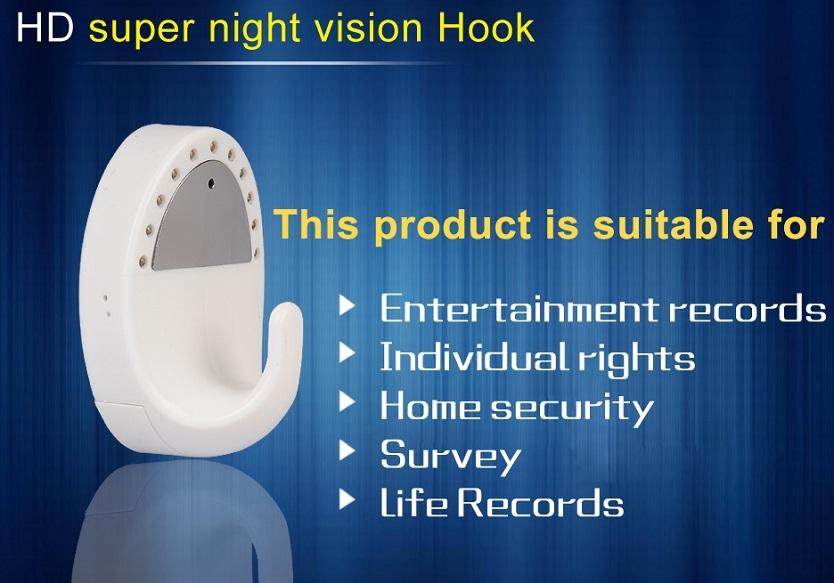 067 - DVR Cloth Hook