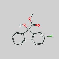 Chlorflurenol