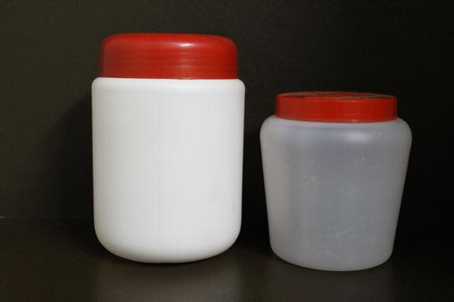 Multi Purpose Plastic Jars
