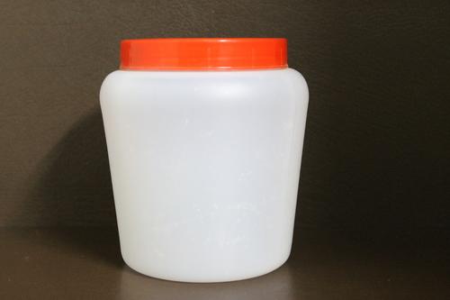 Plastic Ghee Jars
