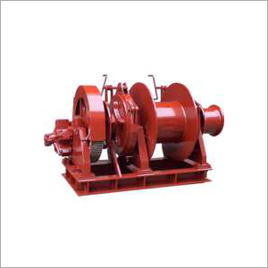 Hydrulic Anchor Mooring Winch