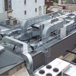 Fresh Air Ducting