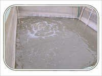 Secondary Collection Tank Water Treatment Service