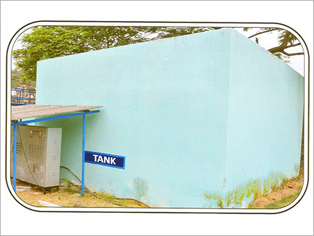 Purified Water Storage Tank Service