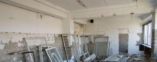 Office Partitions Demolations