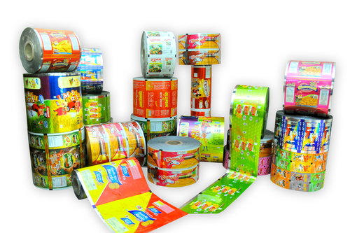 All Kind Of Printed Laminated Rolls