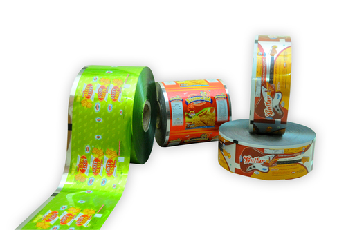 Special Plastic Laminated Roll