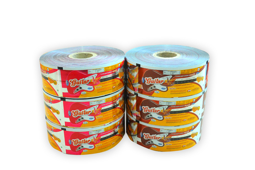 Guitar Waffers Laminate Rolls