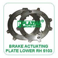 Brake Actuating PLate Lower RH 5103