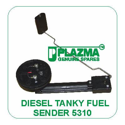 Diesel Tanky Fuel Sender 5310 Green Tractor