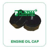 Engine Oil Cap Green Tractor