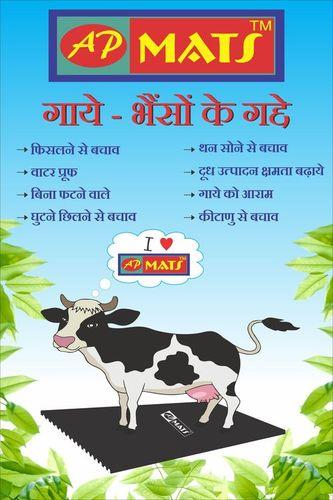 Cow Rubber Mats