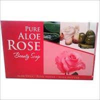 Herbal Rose Beauty Soap