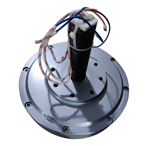 Axial Flux  Permanent Magnet Alternator